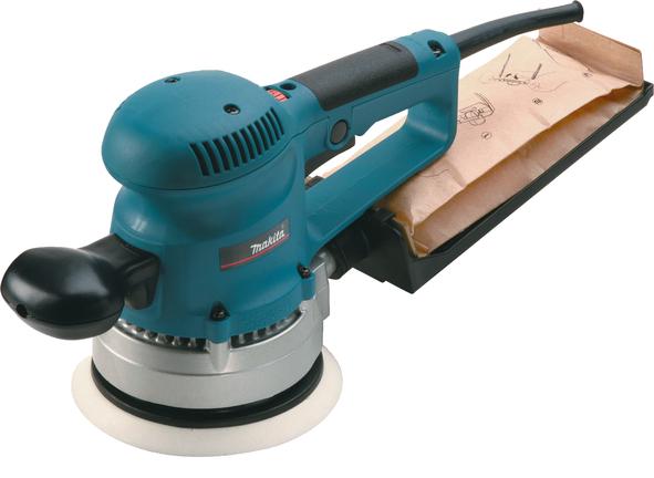 Bekend BO6030JX | Excentrische schuurmachine 150mm 310W YR39