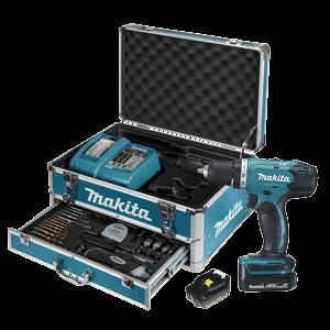 Combi-set met accu boor- en schroefmachine LXT 14,4V
