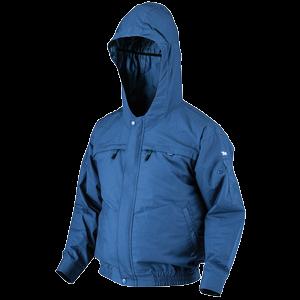 Geventileerde jas met capuchon LXT & CXT 10.8V/14.4V/18V