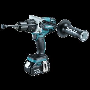 Klopboor- en schroefmachine 18V