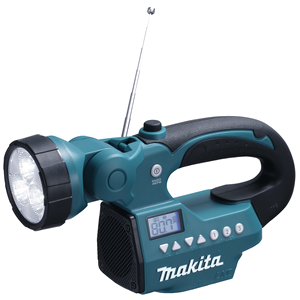 Radio met LED licht 14,4V/18V